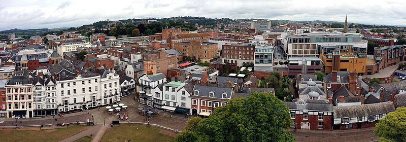 City of Exeter
