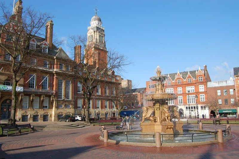 City of Leicester