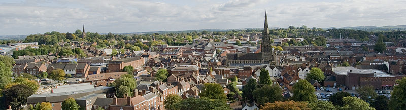 City of Lichfield